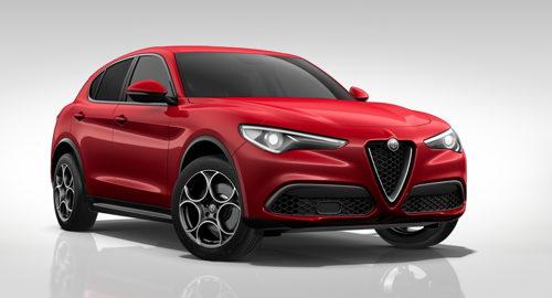 Alfa Romeo STELVIO 2.2