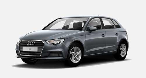 Audi A3 Sportback g-tron Admired