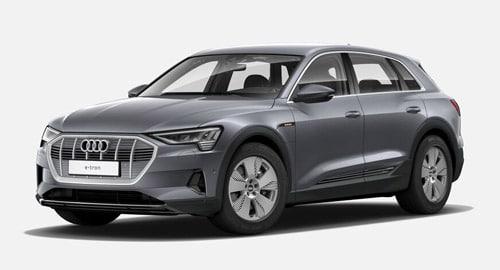 Audi e-tron 5.0 QUATTRO S-Line Edition
