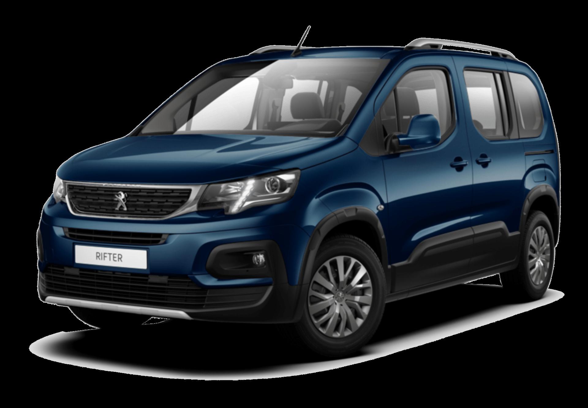 Peugeot Rifter con finanziamento i-Move