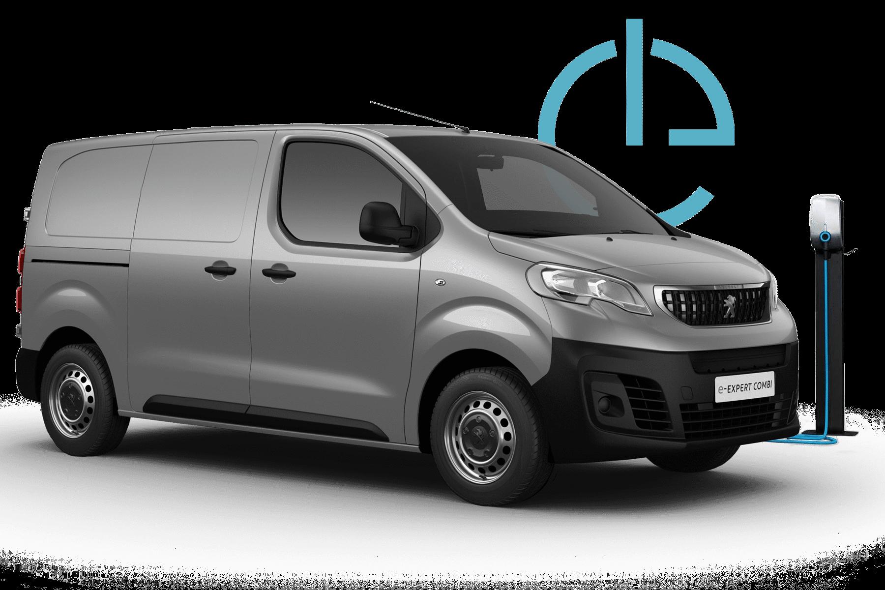 Nuovo Peugeot e-Expert Napoli