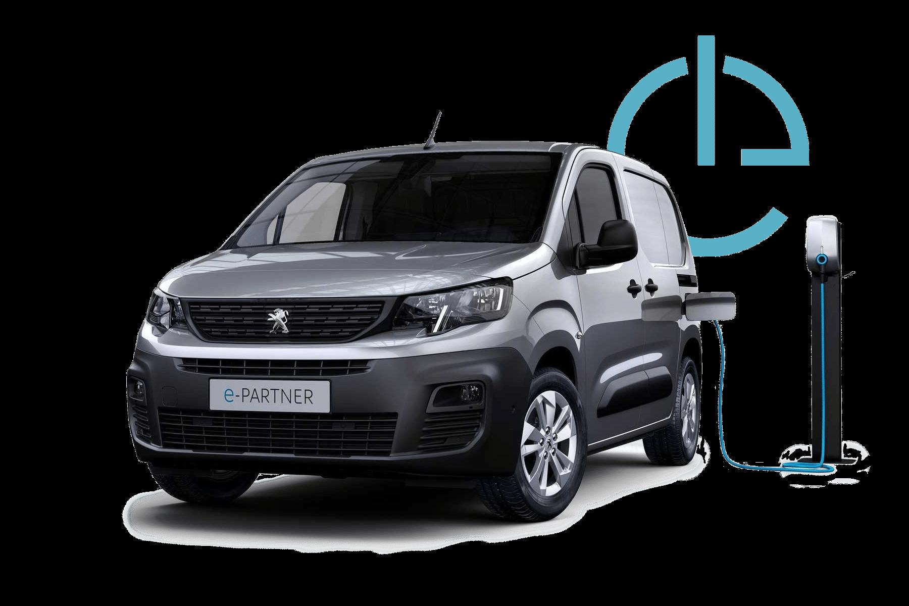 Nuovo Peugeot e-Partner Napoli