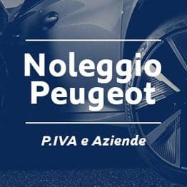 Promo noleggio Peugeot per aziende